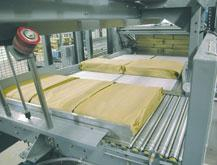 Features for high speed palletizing