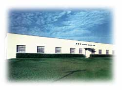 The Tarpon Springs plant was acquired in 1955. Today the headquarters of A-B-C occupies this location, with a new, larger building that includes engineering, sales and production.