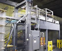 Bulk depalletizer offers high level operation