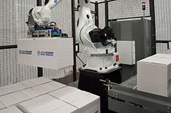 Robotic palletizer 700series