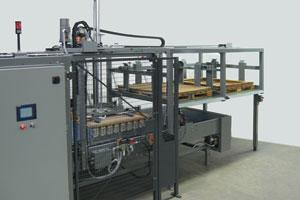New depalletizer module helps reduce corrugated waste