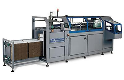 High speed compact case erector and bottom sealer