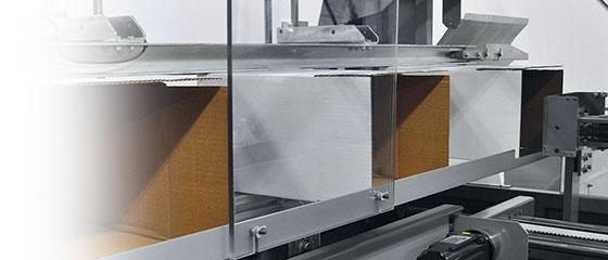 Adhesive and tape case erectors/ bottom sealers