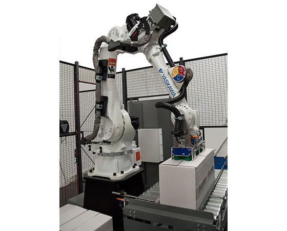 Robotic  palletizer